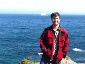 Iceberg and I